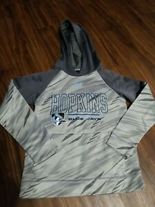 UNDER ARMOUR HOODIE BOYS YOUTH SMALL GRAY $15.99