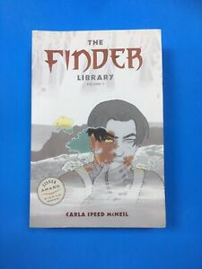 The Finder Library by Carla Speed McNeil 2011 Trade Paperback Comic Book Set $29.99