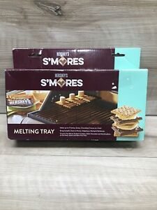 NEW Hersheys SMores Melting Tray Official Product Camping Fire Pit Accessory