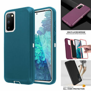 For Samsung Galaxy S20 FE 5G Case Shockproof Heavy Duty Cover fits Otterbox $10.89