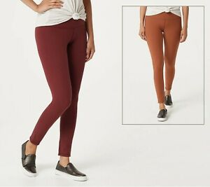 Women with Control Regular Reversible No Side Seam Legging More Colors a384086