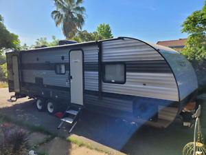 2019 Travel Trailer FOREST RIVER CRUISE LITE T263BHXL Previously Valued ovr 34k $24900.00