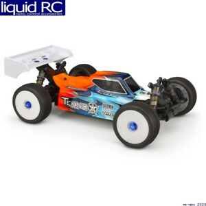 JConcepts 0431 S15 Tekno EB48 2.0 1 8 Buggy Clear Body $28.90