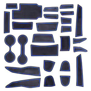 26Pcs set Cup Door Console Liner Mat Fit for GMC Canyon Chevy Colorado 2015 2021 $27.54