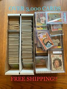 1961 Topps Baseball #1 #150 Complete your set CHEAP OVER 3000 CARDS $3.00