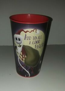 Nightmare Before Christmas Plastic Cup 22oz $7.99
