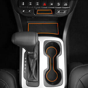 Liner Accessories For Chevy Colorado and GMC Canyon 2015 2021 Cup Holder Inserts $19.88