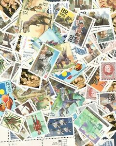 US Discount Postage 100 32 cent Stamps Mint Face Value $32.00 SHIPS FREE