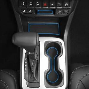 Console Cup Door Liner Accessories For Chevy Colorado And GMC Canyon 2015 2021 $19.88