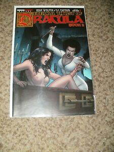 ETERNAL THIRST OF DRACUAL 2 RISQUE ADULT VARIANT COMBINED SHIPPING NEAR MINT $9.99