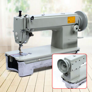Industrial Automatic Sewing Machine Table Upholstery Walking Foot Sewing Machine $345.30