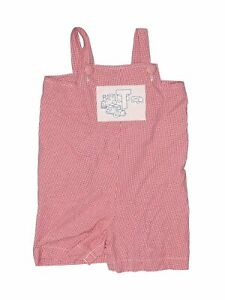 Hannah Kate Boys Pink Short Sleeve Outfit 3T $15.99