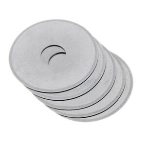 5pcs 18mm Rotary Cutter Round with Circular Storage Case $9.84