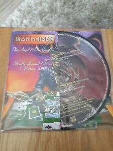 Iron Maiden The Angle And The Gambler 7inch Picture Disc GBP 20.95