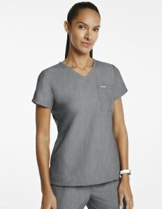 Jaanuu Womens 3 Pocket V Neck Top BNWT Full size and color $14.55