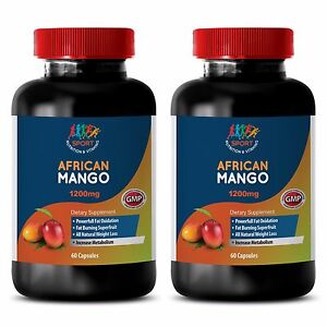 Weightloss Products African Mango 1200mg Acai Berry Capsules 2B $30.95