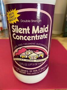 Silent Maid Concentrate Double Strength Stanley Home Product 22 oz. Bottle