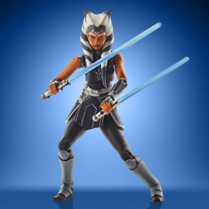 Star Wars Vintage Collection Ahsoka Tano The Clone Wars IN STOCK $22.99