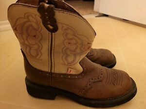 justin boots 9 womens