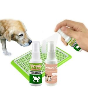 Pet Dog Toilet Potty Training Spray Aid Positioning Localized Defecation Inducer $6.21