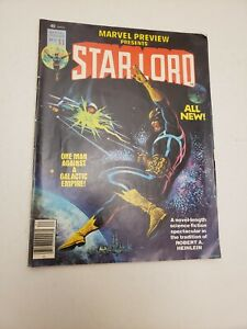 Marvel Preview #11 Curtis Marvel Comic Magazine KEY Star Lord $14.99