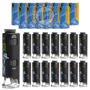 420 Scope Handheld Science Microscope 60-75X Zoom w Bright LED Light 15 Pack