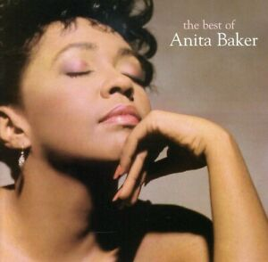Anita Baker The Best Of New CD