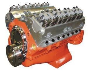 427 CUBE SB CHEVY (CHOOSE COMPRESSION RATIO CHOOSE SOLID OR HYD ROLLER)