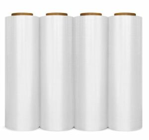 Cast Hand Stretch Wrap Film Banding Choose Your Rolls & Size