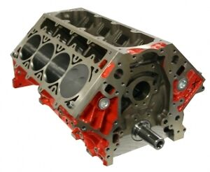 GM LSX SHORT BLOCK 427 CUBE STROKER (ALL FORGED --CHOOSE COMPRESSION RATIO)