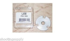 Lee Pro 1000 Shell Plate #12 7.62x39 220 Russian PPC Cartridges New 90666
