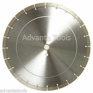 "14"" Diamond Saw Blade for Brick Block Concrete Masonry Pavers Stone 12MM"