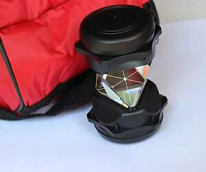 Topcon Sokkia ATP 360 degree Prism with protective prism cover Both 58-Female