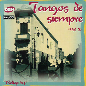 Various Artists - Tangos De Siempre, Vol. 2 [New CD]