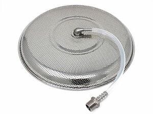 CONCORD Stainless Steel Universal False Bottom Set Mast Tun Home Brew Kettle