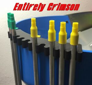 Primer Tube Rack hold 10 pick-up tubes on Dillon Case Feeder Press 650 1050 550