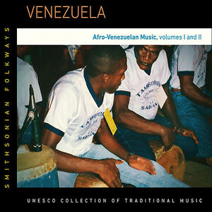 Various Artists - Venezuala: Afro-Venezualan Music Vol 1&2 [New CD]
