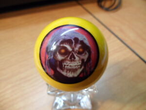 Vigma Evil Monster #1 Pool Ball Knob For Dillon Hornady RCBS Reloading Press