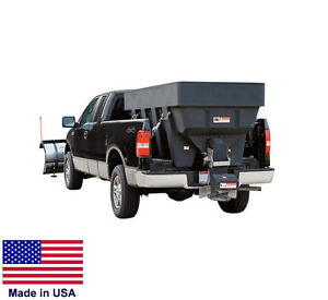 SPREADER Commercial - Salt & Sand  Truck Bed Mounted - Auger Feed - 2 CY Cap