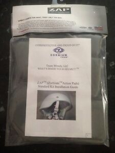 NEW Replacement Pad ZAP ZORBIUM Team Wendy OPS CORE FAST MARITIME AOR1 Helmet