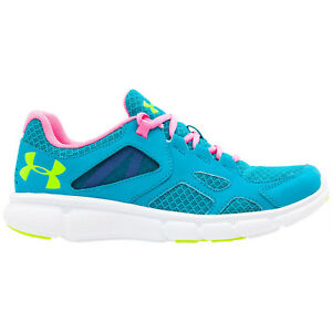 UNDER ARMOUR WOMENS THRILL RUNNING SHOES - NEW LADIES SPORTS WALKING TRAINERS
