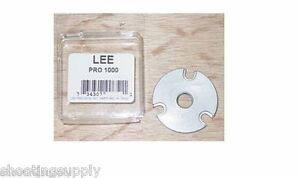 Lee Pro 1000 Shell Plate #19 9mm 40 S&W 38 Sup 357 Sig New in Package #90669