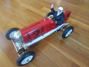 1920 miller indy 500 race car wind up type 20 in