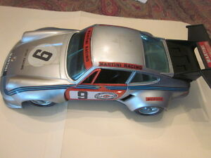 porsche carrera rs turbo wind up large scale