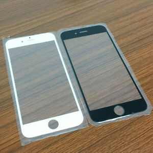Front LCD Outer Glass Screen Lens Replacement For Apple iPhone 6s 4.7