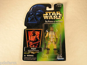 star wars the power of the force bossk blaster