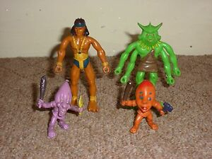 the other world 1982 figures by arco motu