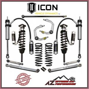 ICON Stage 7 Suspension System Billet Arms for 2010-2018 Toyota 4Runner