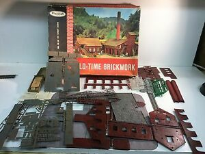 playcraft b805 ho oo scale old time