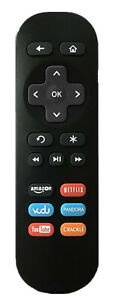 New Roku Replaced IR Remote 9026000069 04 for Roku 1234 LT HD XD XS player